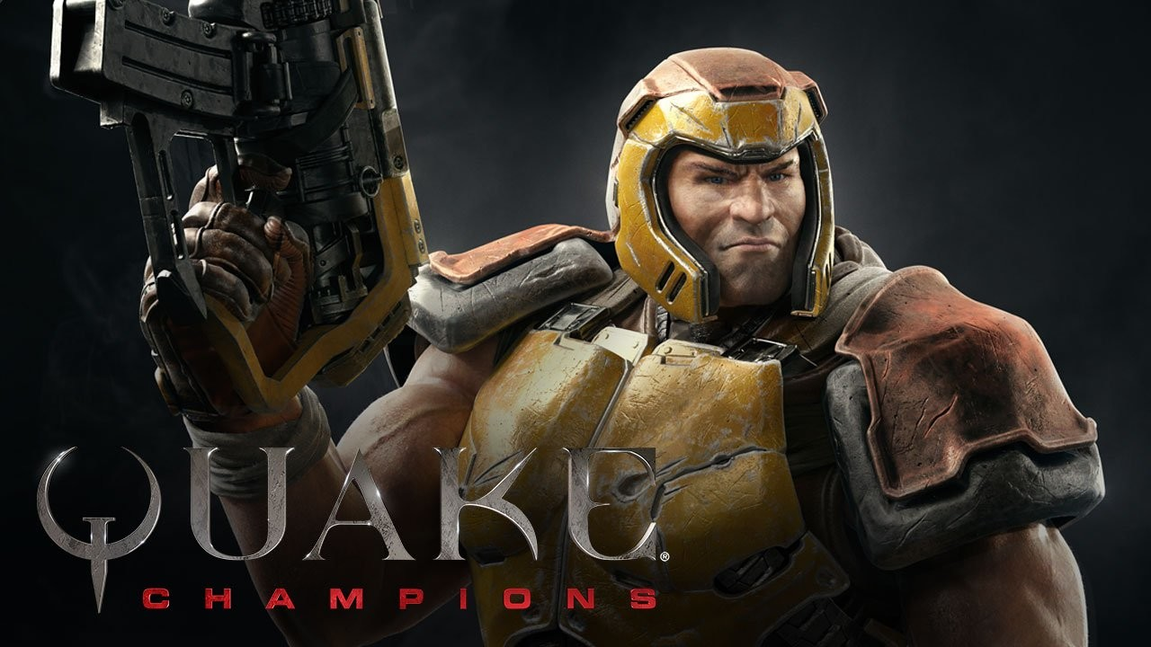 Quake Champions open beta Tech Test coming 12 May