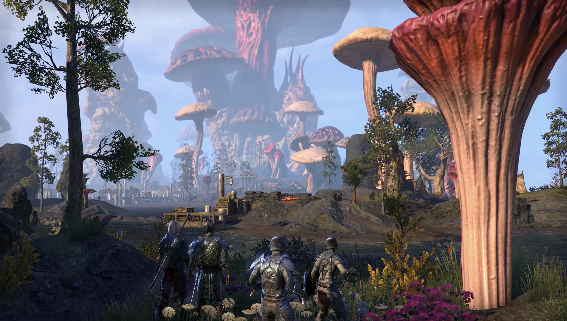 Elder Scrolls Online's Morrowind Expansion Opens Early To Some On PC