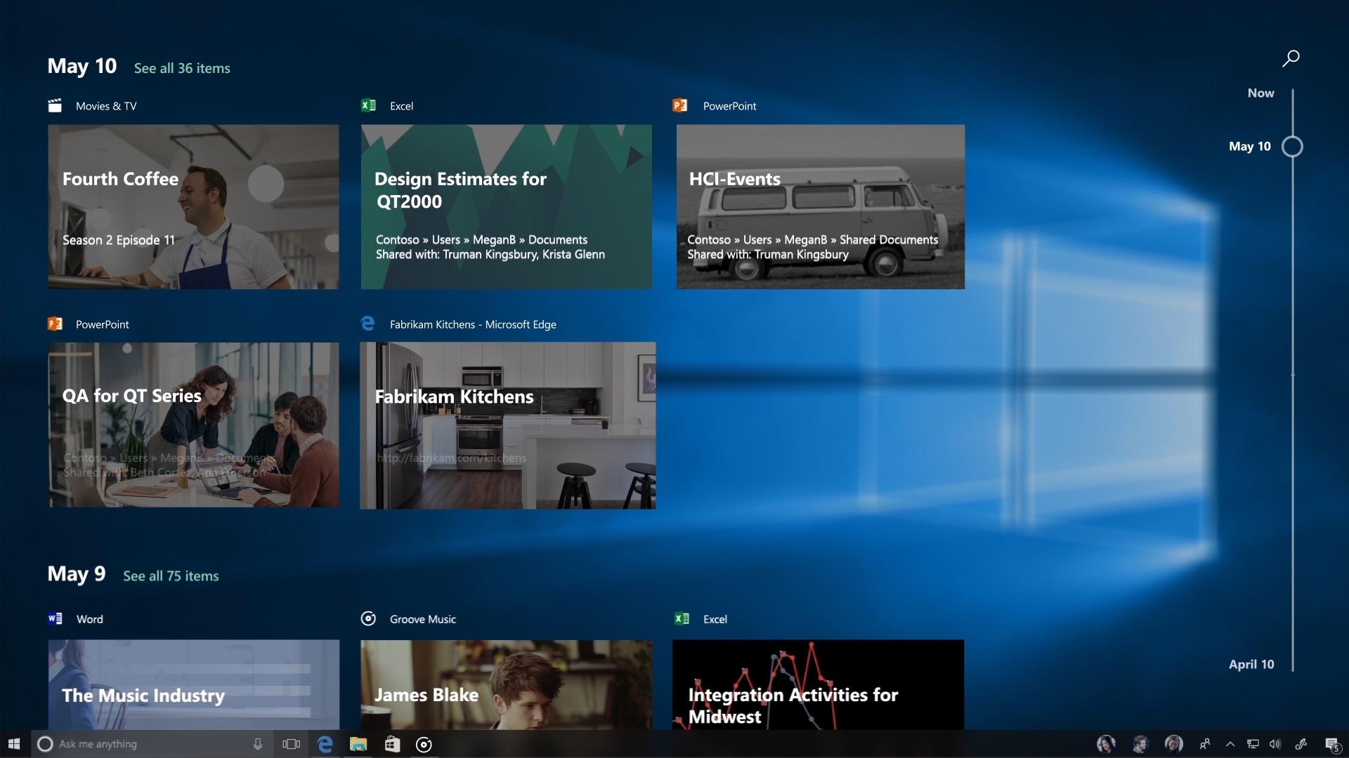 Windows 10 update aims to help identify best photos, videos