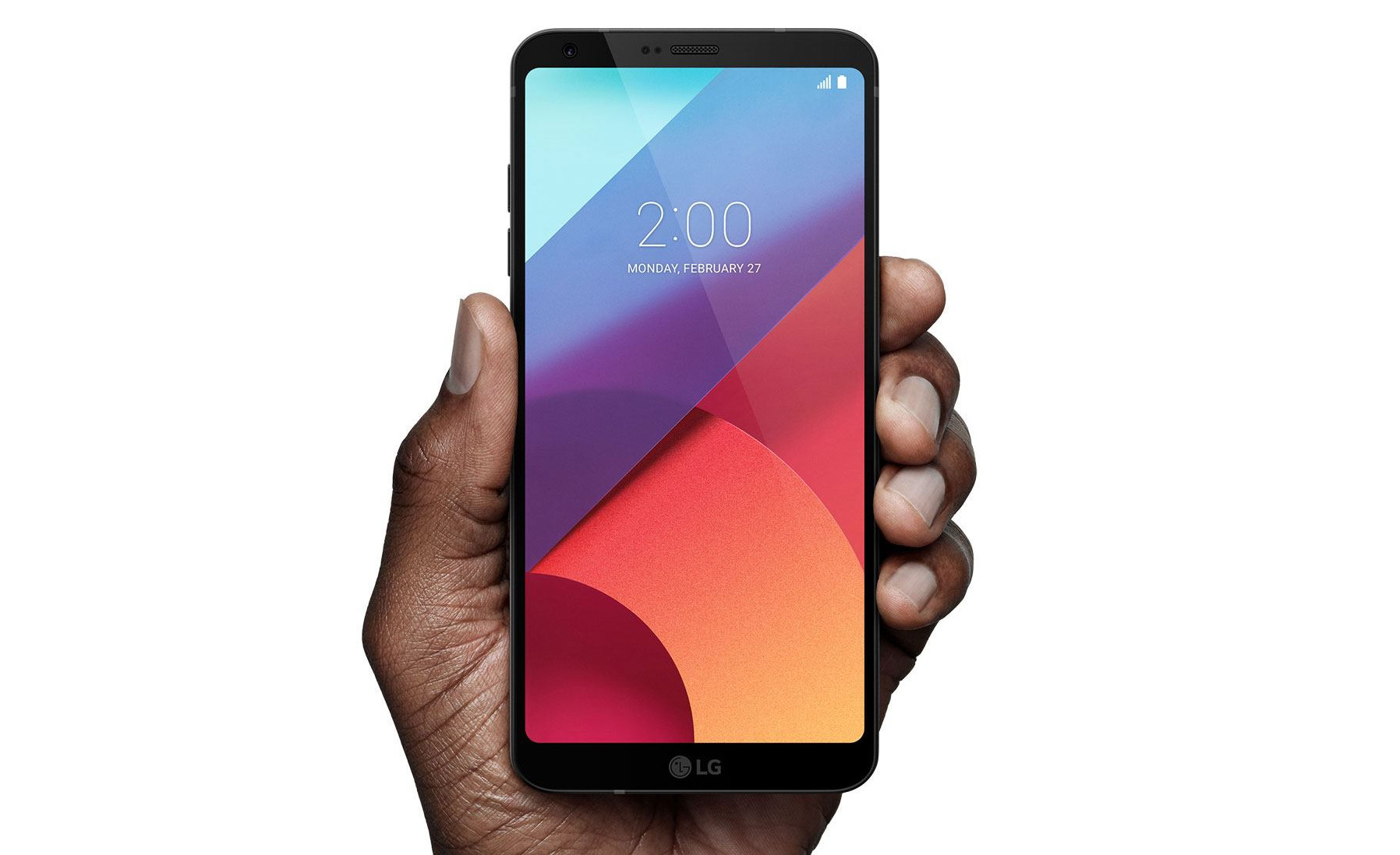 LG G6 Plus phone coming up