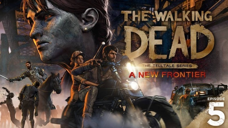 Fifth Episode of The Walking Dead: The Telltale Series