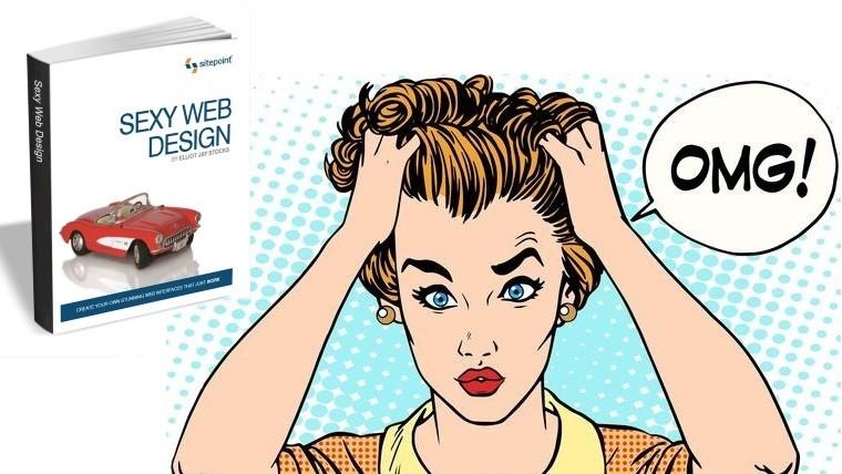 """Obtener el """"Sexy Diseño Web"""" un valor de $25, limitada en el tiempo gratis eBook ... - Neowin 1"""