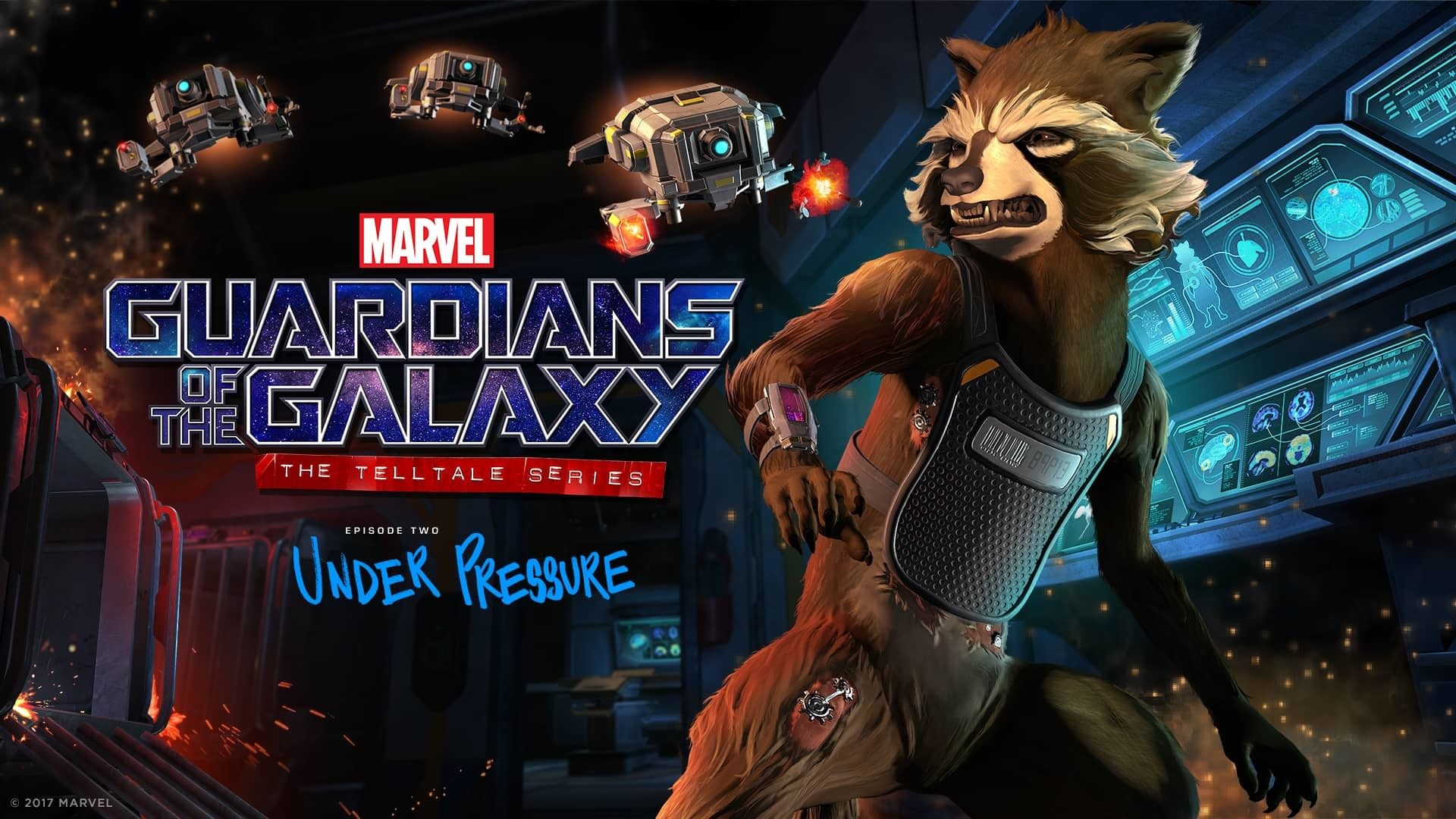 telltale games to launch guardians of the galaxy episode 2 under