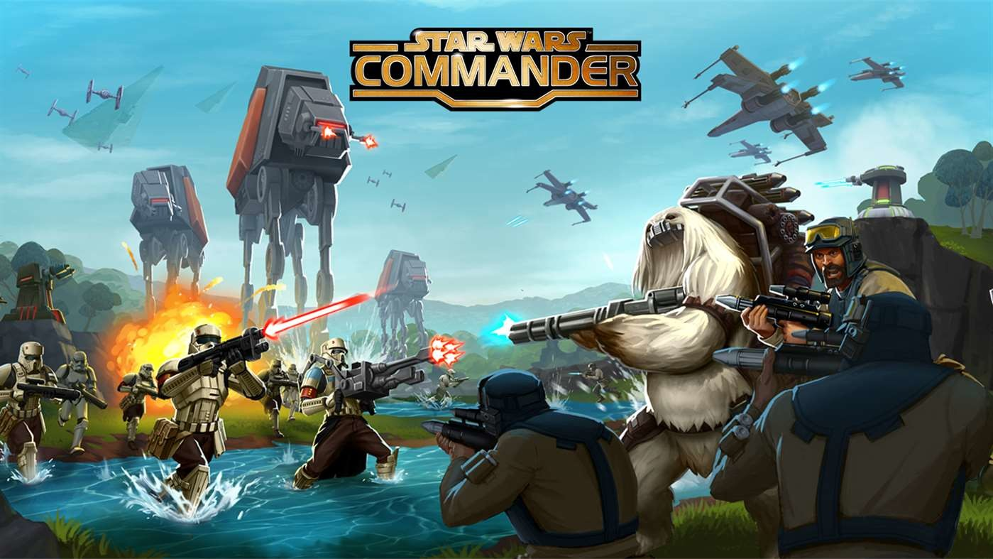 Star Wars: Commander being removed for Windows devices to focus