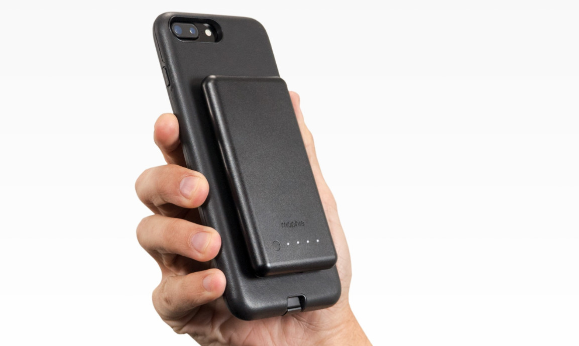 save off 5a69d 5059b Mophie introduces new line of wireless charging cases for the iPhone ...