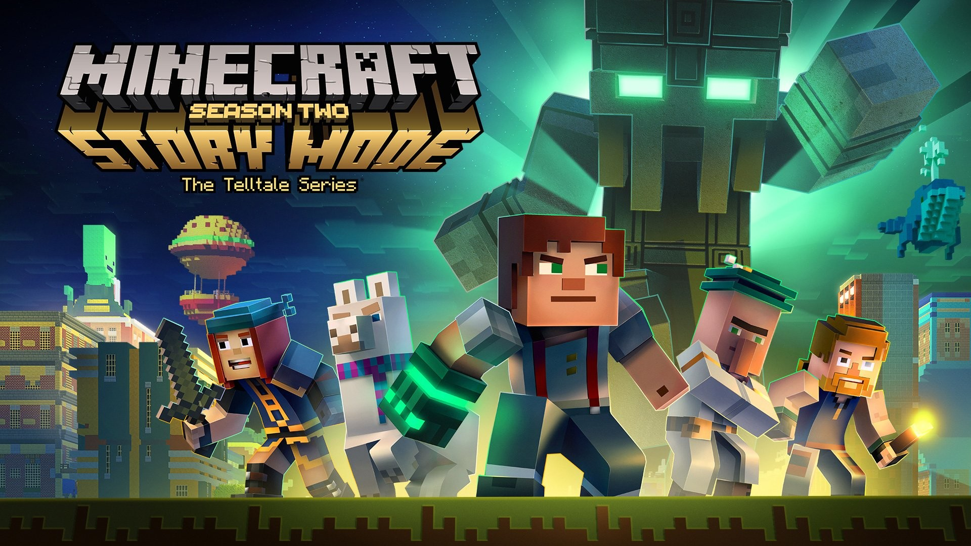 Minecraft: Story Mode Season 2 Debuts Next Month, Screens Revealed