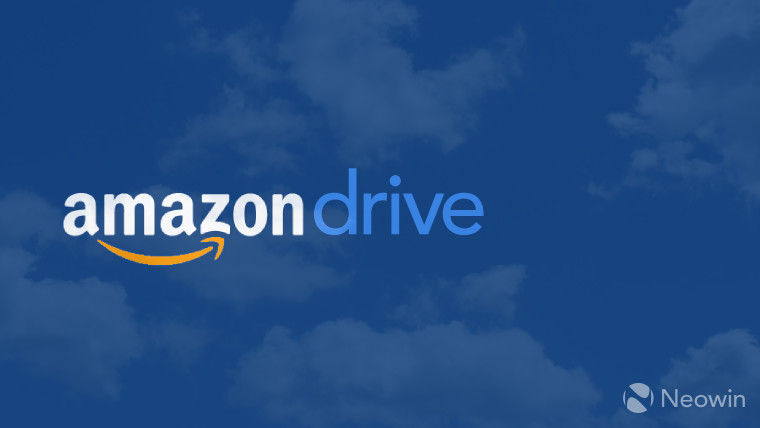 Amazon Drive Stops Offering Unlimited Storage