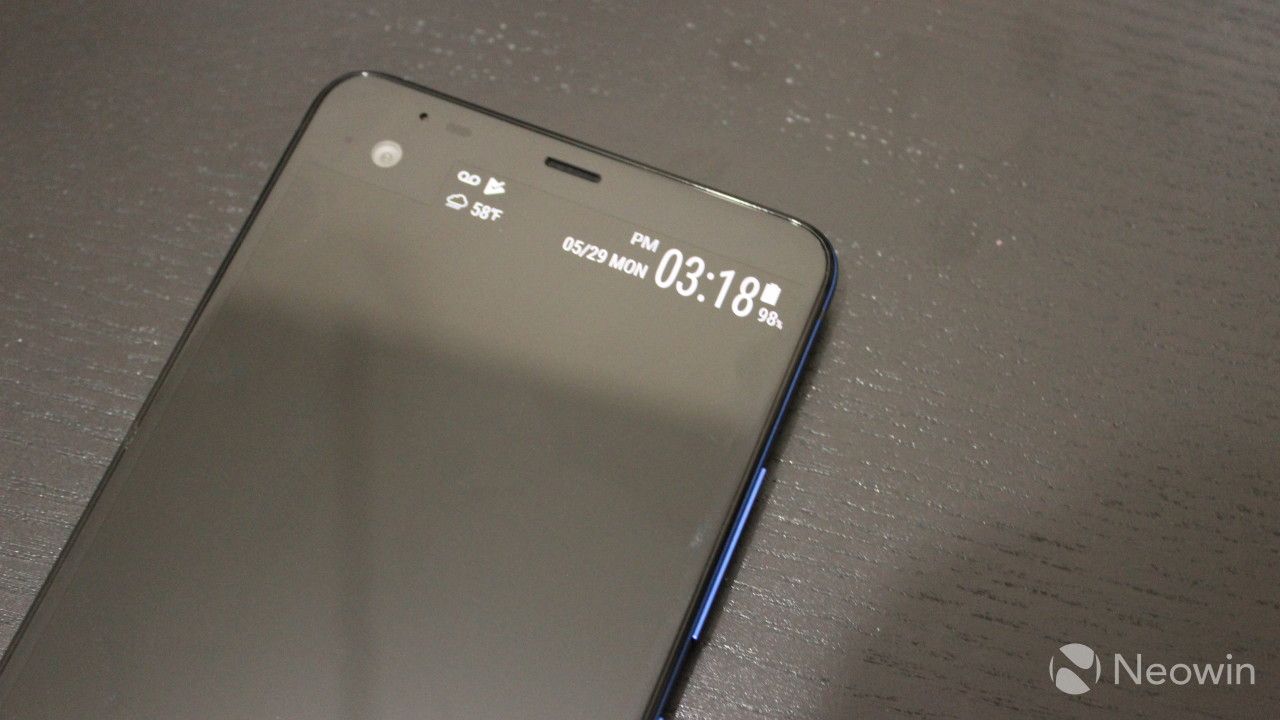 Htc u ultra review a premium device that struggles to find a place it appears when you raise the phone which in my experience works about 80 of the time fandeluxe Image collections