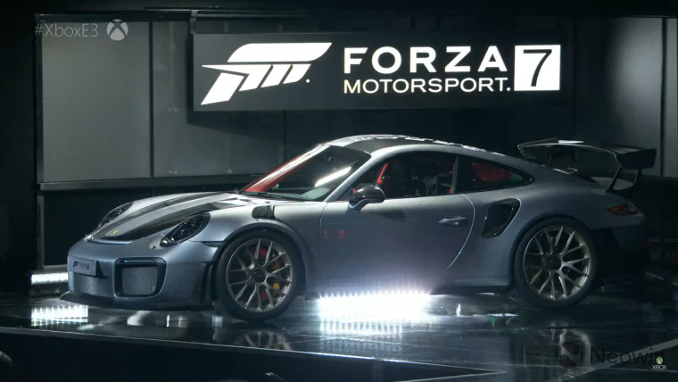 This Is the Porsche 911 GT2 RS