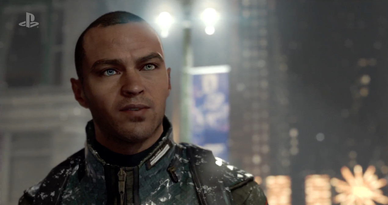 Sony Showcases Detroit Become Human