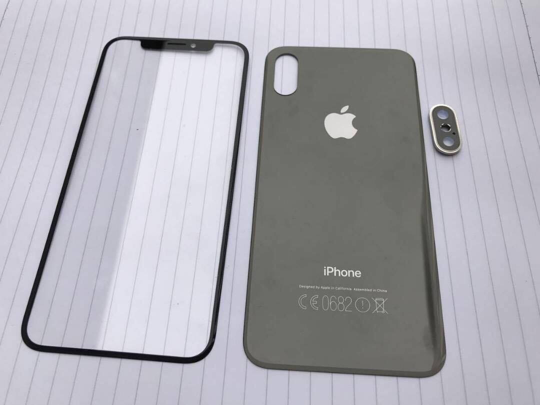 big sale d5977 3552d New images show off the iPhone 7S/Plus rear and iPhone 8's curved ...