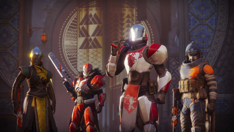Destiny 2 Competitive Multiplayer Trailer Shows Off New Moves