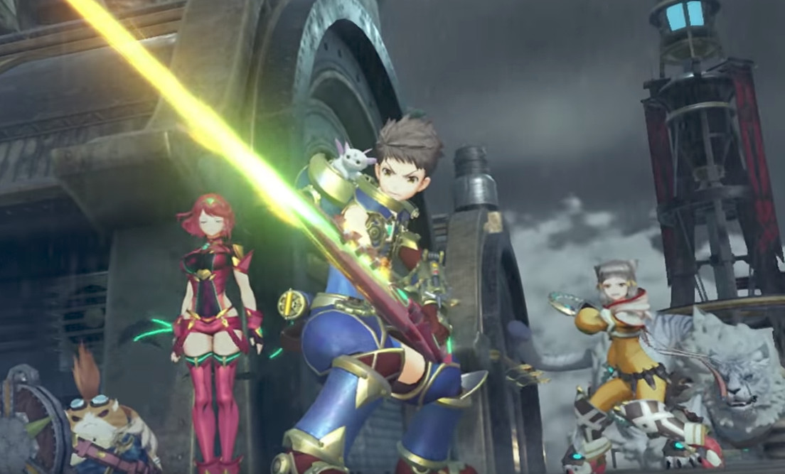 Xenoblade Chronicles 2 out this holiday
