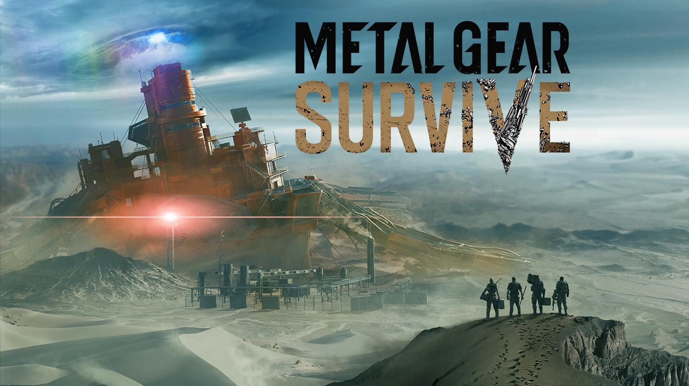 Metal Gear Survive Delayed to 2018