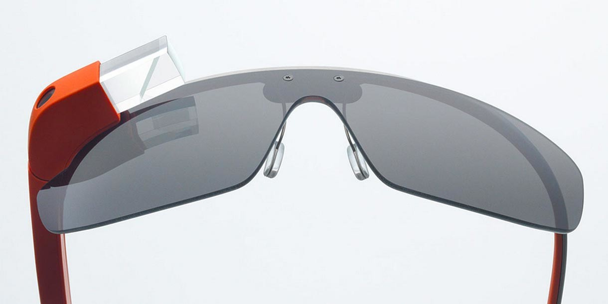 For Google Glass came first for the three year update