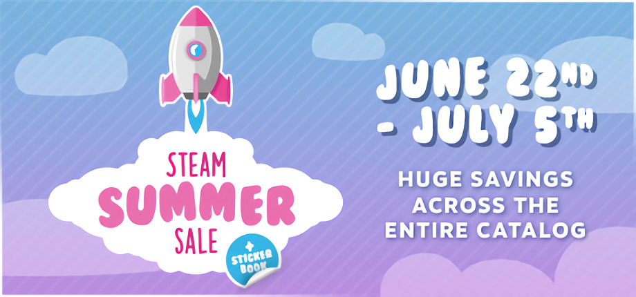 The 2017 Steam Summer sale officially begins with thousands