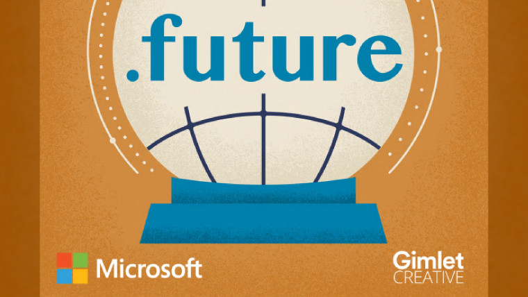 Microsoft launches .future podcast to talk about how technology will shape our lives