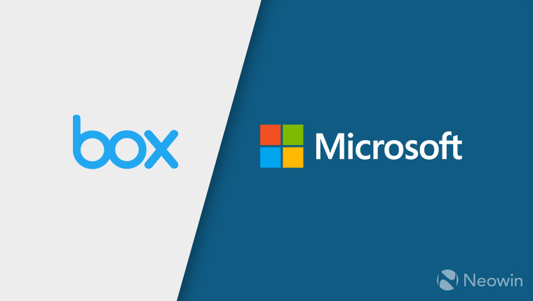 Box, Microsoft Join Forces to Sell Products