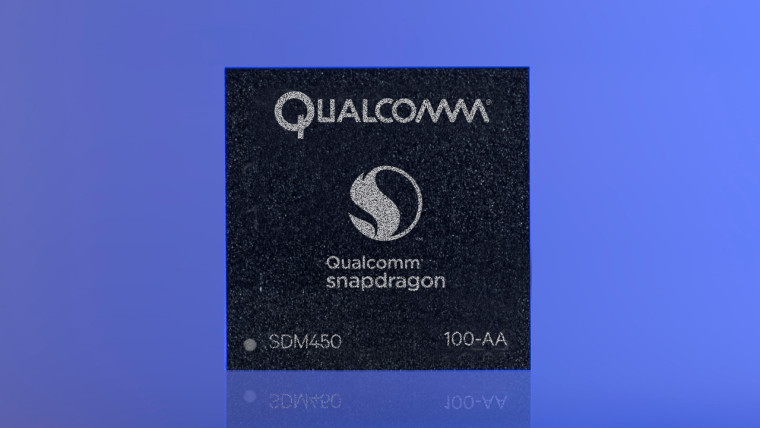 Created at 2017 06 29 0236 qualcomms mid range snapdragon 450 promises 25 percent improvement over predecessors fandeluxe Images