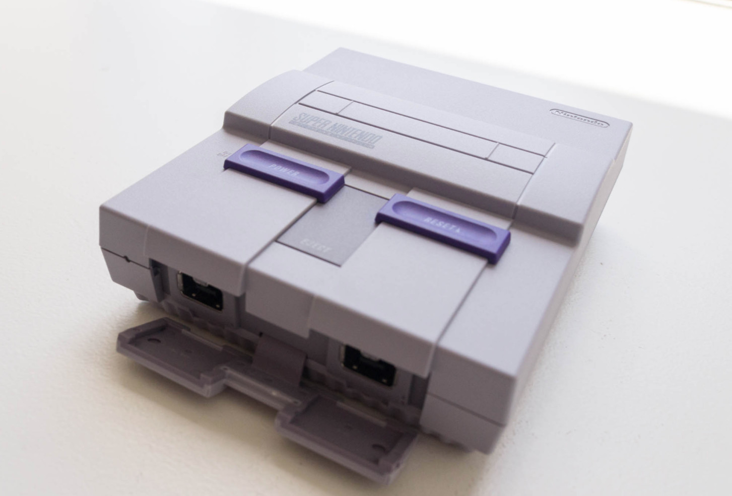 Shattered dreams: Super NES Classic Edition will not use