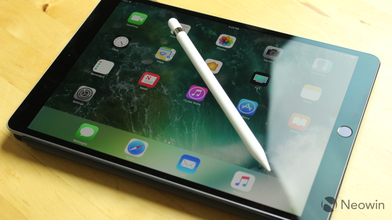 105 Inch Ipad Pro Review Apples 2 In 1 Is Starting To Grow Up 512gb New Tablet Silver Wifi Only Another Part Of Promotion That Its True Tone Meaning It Adjusts The White Balance Display Depending On Light Room Youre