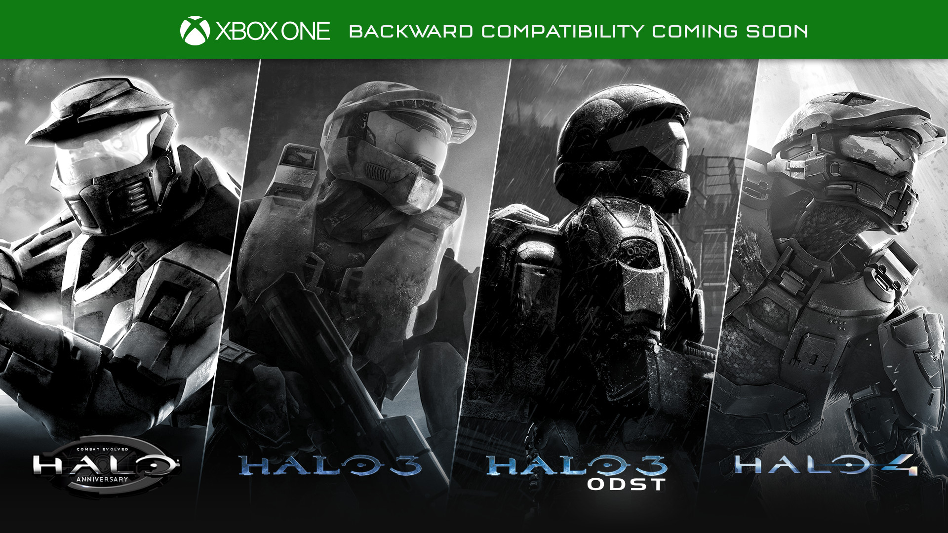 Four Halo games are ing to Xbox e Backward patibility later
