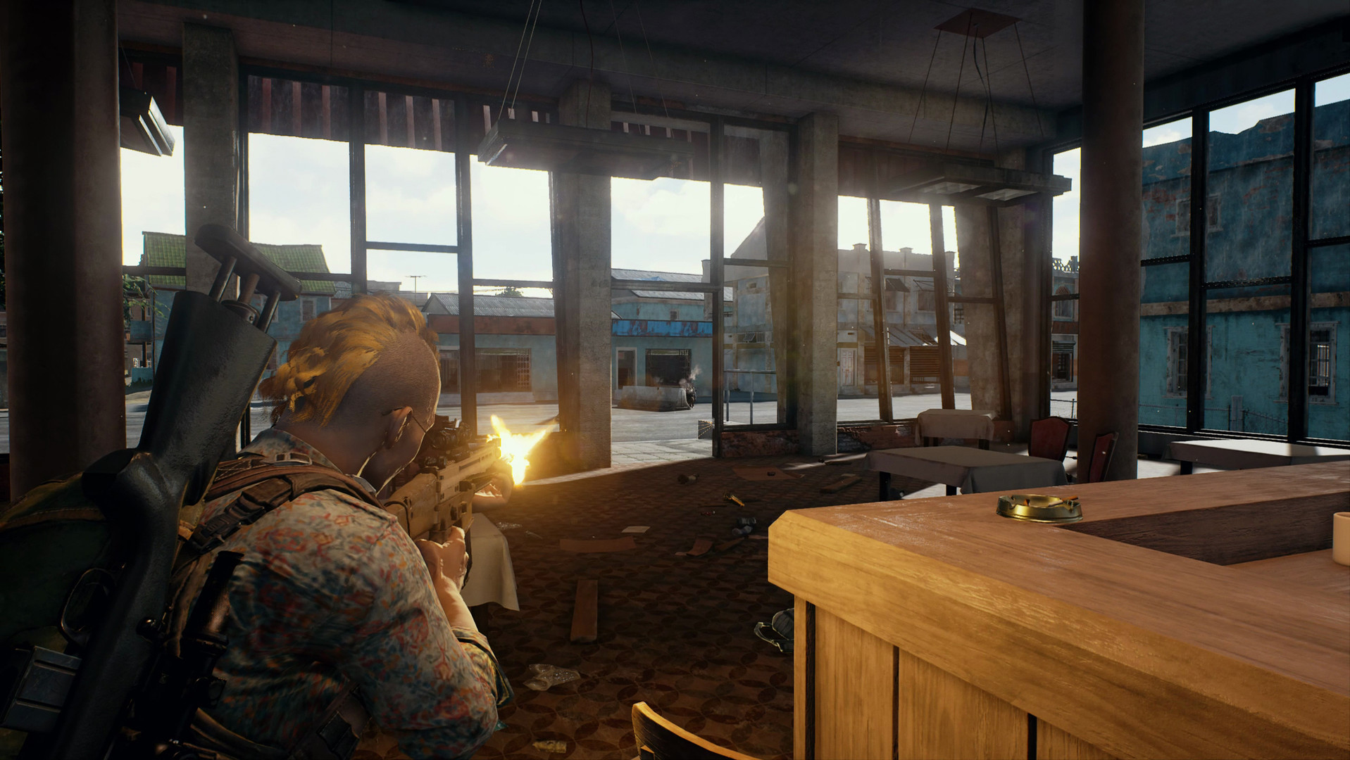 PlayerUnknown's Battlegrounds release date is pushed back