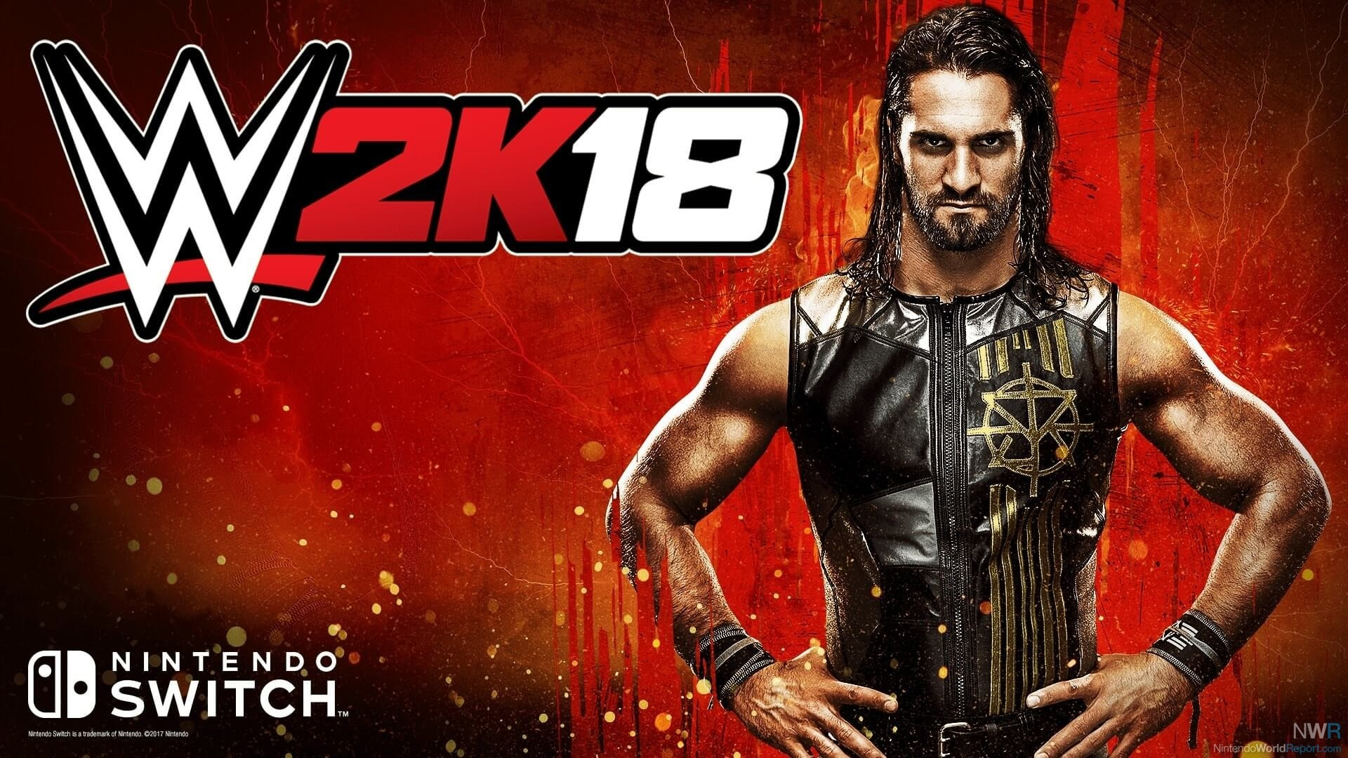 WWE 2K18 Is Officially Coming To Nintendo Switch