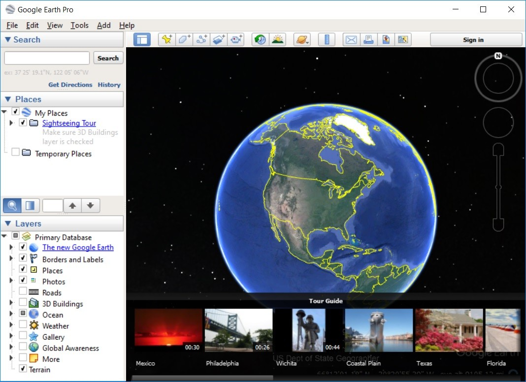 Google Earth Pro 7 3 1 Update Brings 64 Bit Support Performance