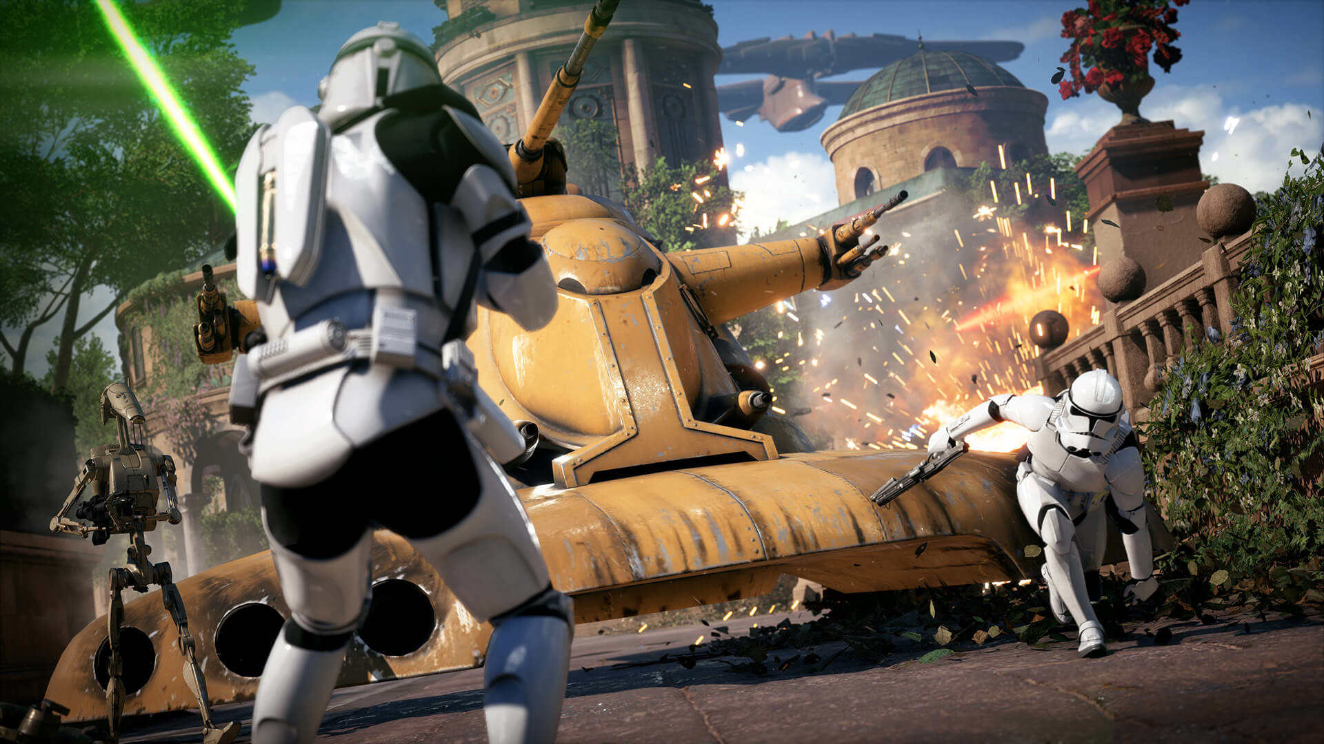Star Wars Battlefront II Multiplayer Beta Coming in October