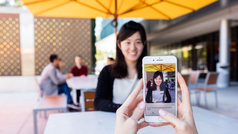 Microsoft launches remarkable iPhone app: 'Seeing AI: Talking Camera for the Blind'