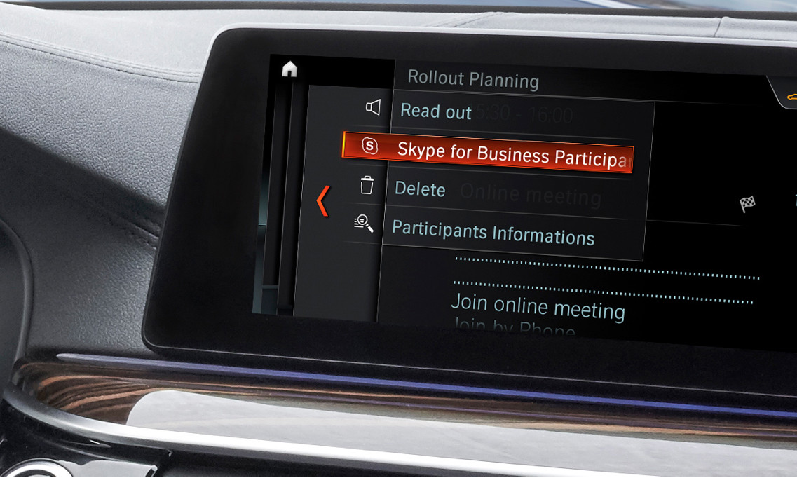 Microsoft announces partnership with BMW to put Skype in your vehicle