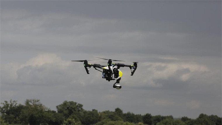 First UK police drone unit launched in Devon, Cornwall and Dorset