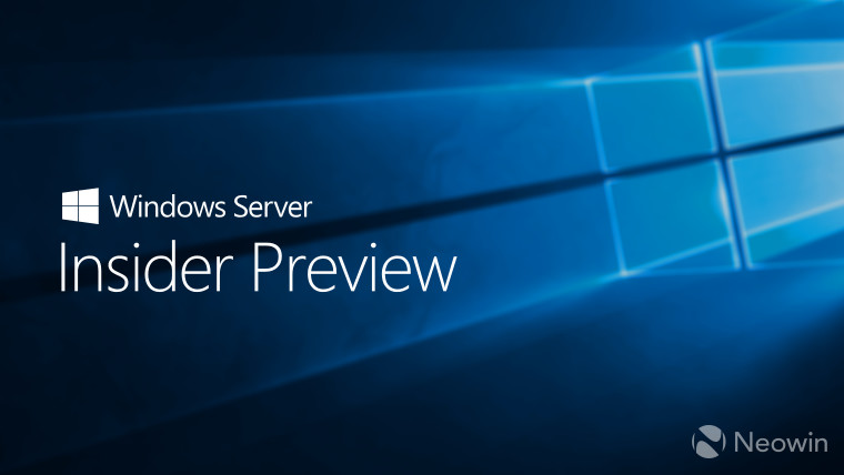 Created at 2017 08 23 0234 microsoft releases windows server insider preview build 16267 fandeluxe Images