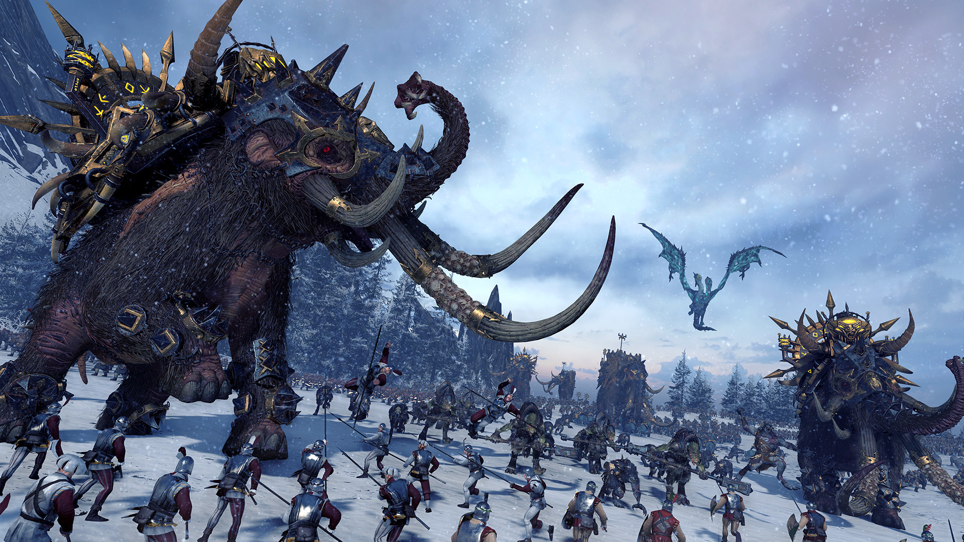 New 'Total War: Warhammer' Race Announced For Sequel's Early Adopters