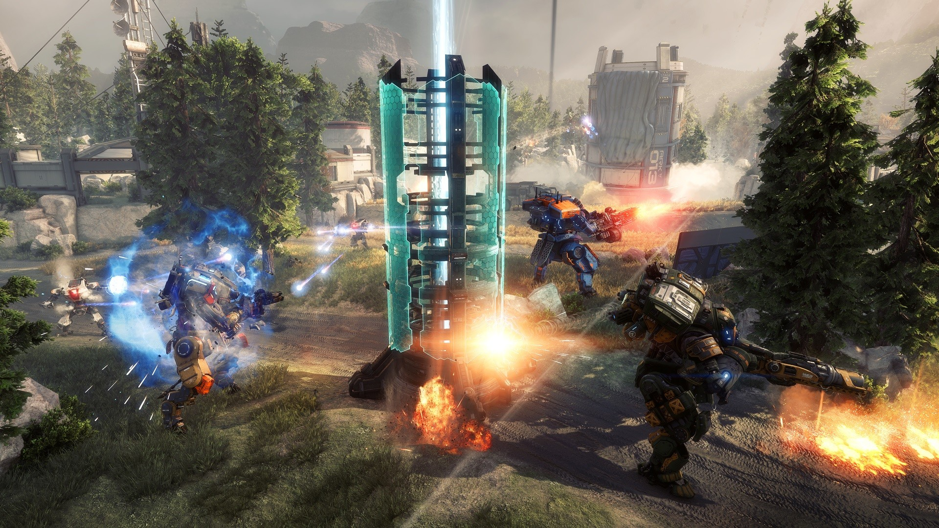 Titanfall 2's Operation Frontier Shield DLC Coming Next Week