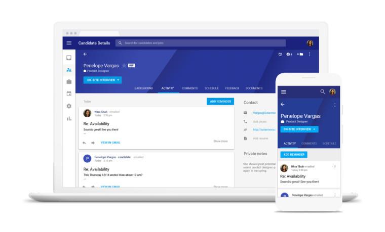 Google Hire, una nueva red social que busca competir con LinkedIn 1