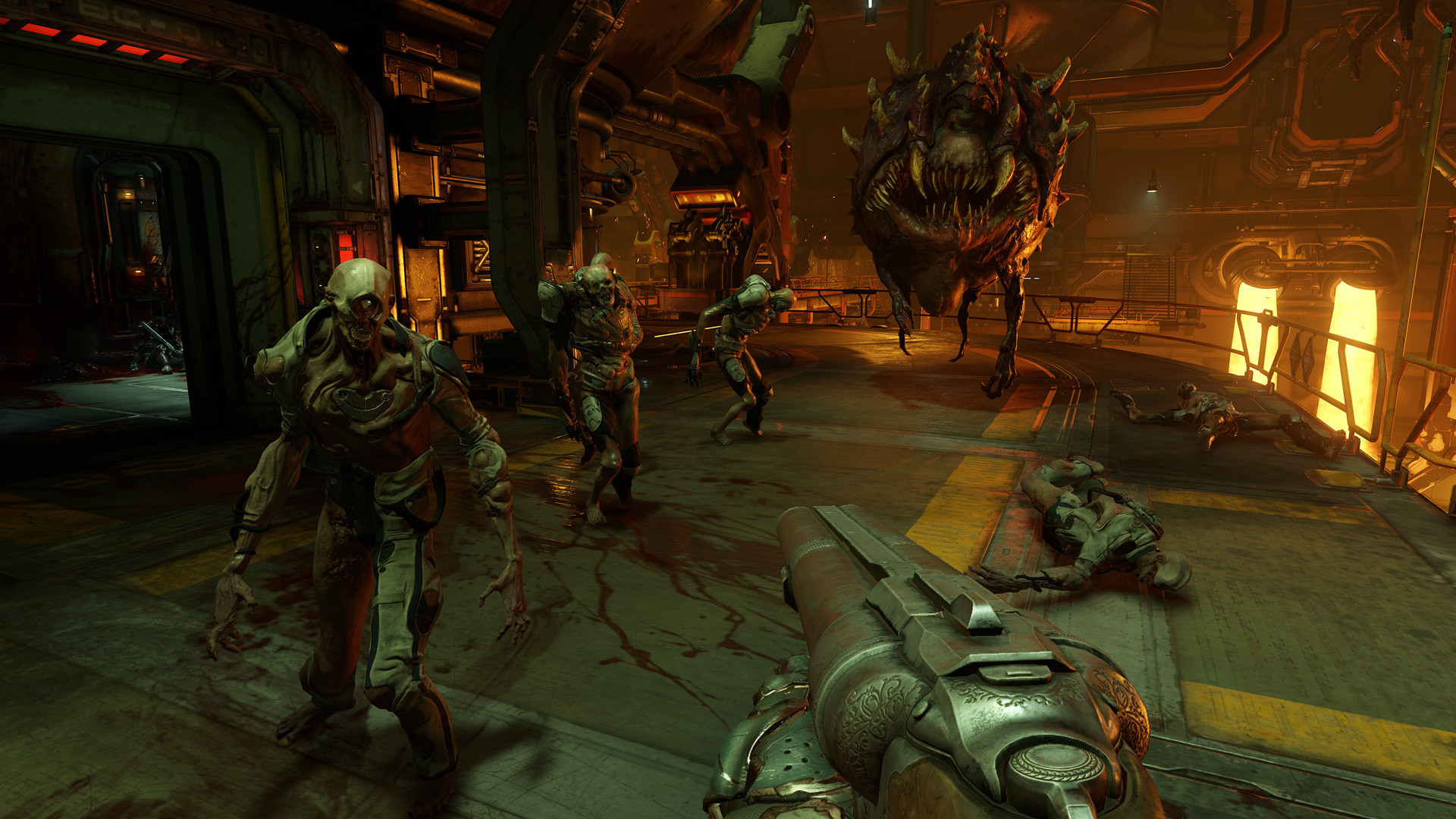 DOOM 6.66 Update Makes Season Pass DLC Free and Revises Multiplayer Progression