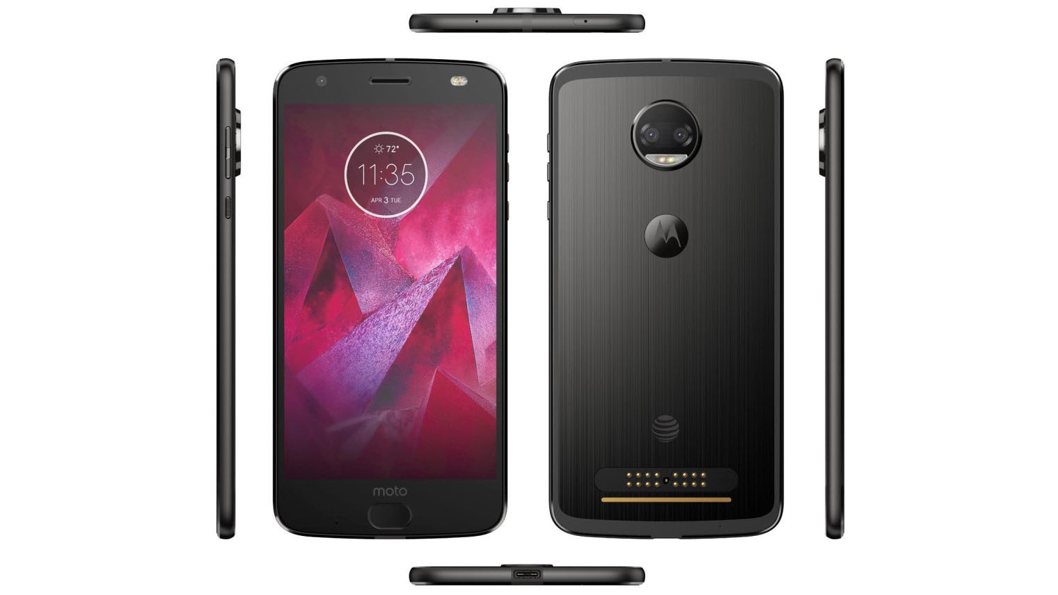 Moto Z2 Force Won't Have the Big Battery You Expected