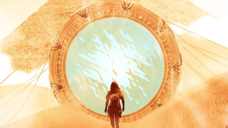 Comic-Con 2017: Stargate SG-1 Webseries Prequel, Stargate Origins, Announced