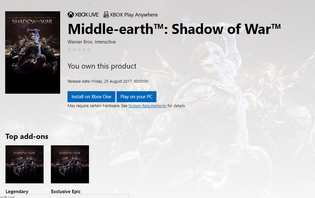 Shelob is Going to Be in Middle-Earth: Shadow of War
