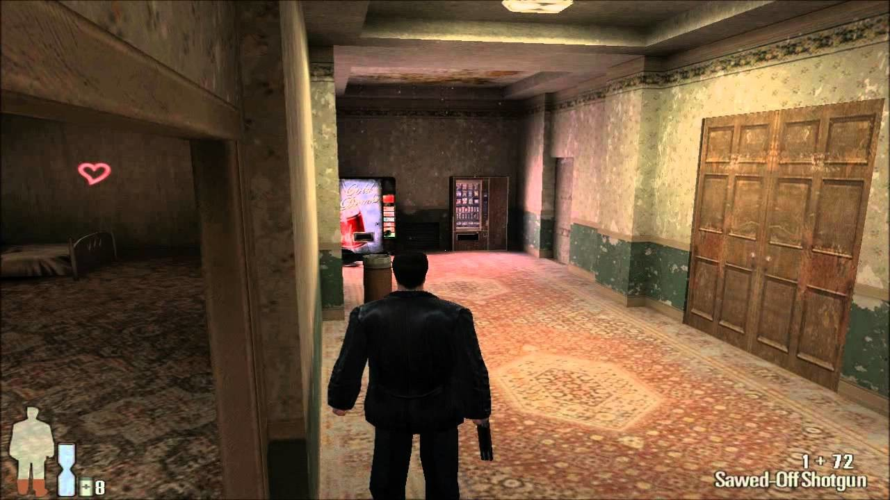 Neowingaming Revisiting Max Payne The Game That Revolutionized