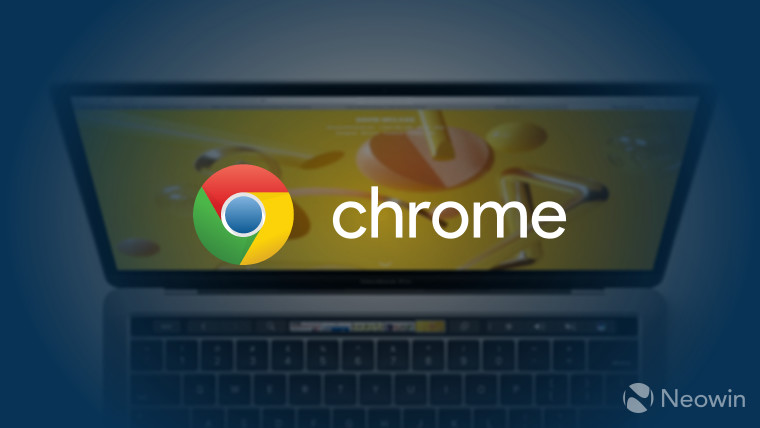Google launches Chrome 60 with Touch Bar support for macOS