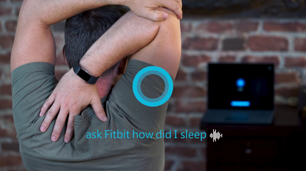 Fitbit makes Cortana your new workout partner
