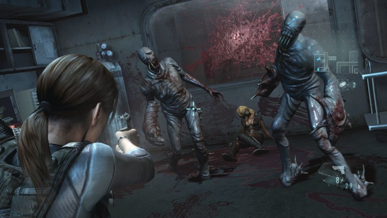 Resident Evil Revelations coming to PS4, Xbox One and Switch