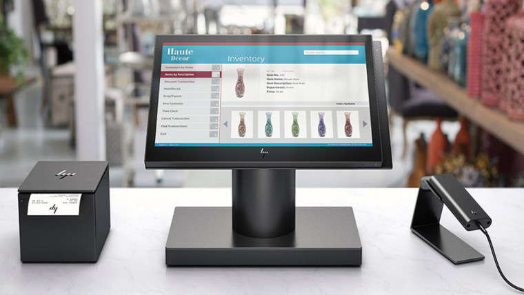 Hp Claims It S Reinvented Retail With New Elitepos With