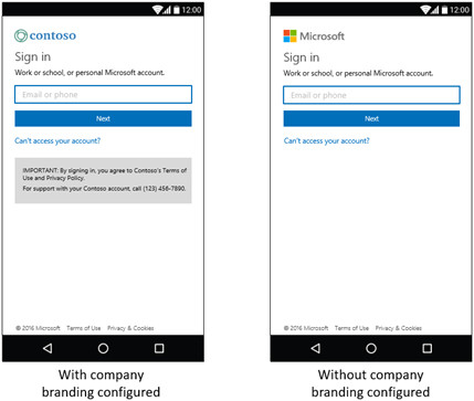 Microsoft begins testing new log-in experience in public preview