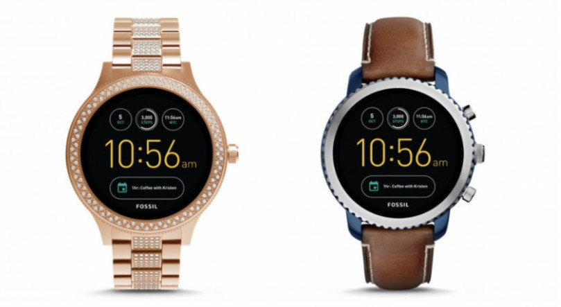 Fossil's latest Android Wear smartwatches are now available for pre-order