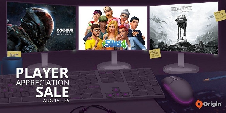 this weekend s pc game deals dual summer sales with some added