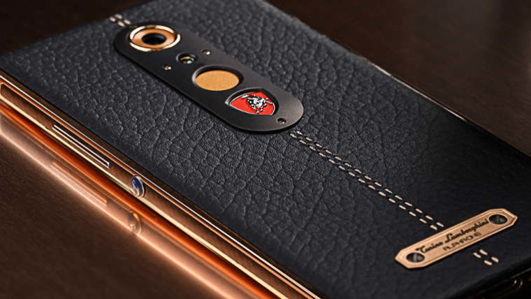 Lamborghini Alpha-One Is a $2450 Smartphone That Lives in the Past